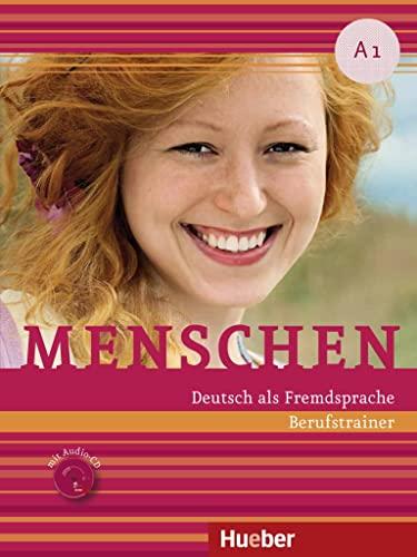 9783199619017: MENSCHEN A1.Berufstrainer+AudioCD
