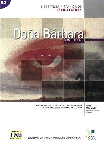 9783199745013: Niveau B2: Doña Bárbara