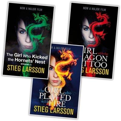 9783200303669: Stieg Larsson Collection 3 Book Set Pack Millennium Trilogy