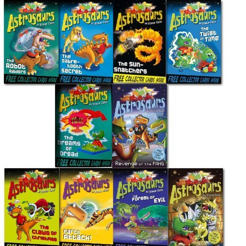 9783200303881: Astrosaurs 10 Books Collection Bundle set [Unknown Binding] by