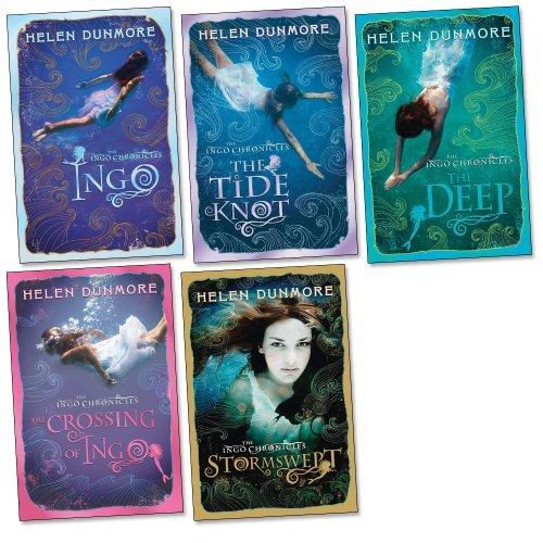 9783200305946: The Ingo Chronicles Pack, 5 Books Collection Set (Ingo; Stormswept; The Crossing of Ingo; The Deep; Tide Knot)
