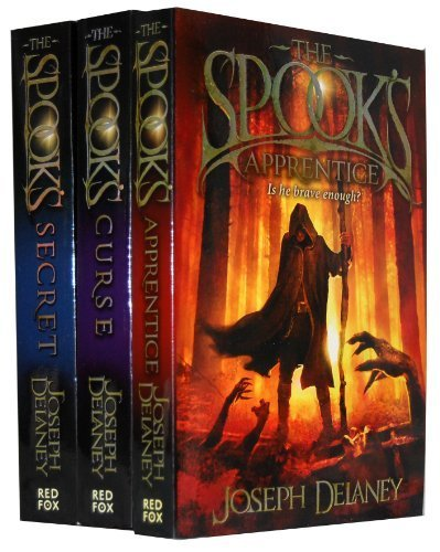 9783200306622: The Spook'S Wardstone Chronicles Collection 3 Books Set Pack Joseph Delaney