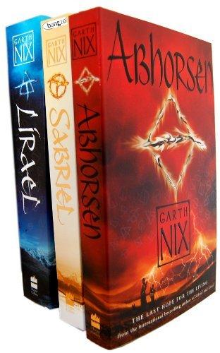 9783200307063: Garth Nix 3 Books Collection Set (Sabriel Trilogy Bundle) (Garth Nix Collecti...