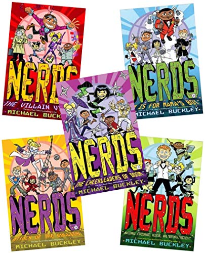 Attack of the BULLIES NERDS Book Five