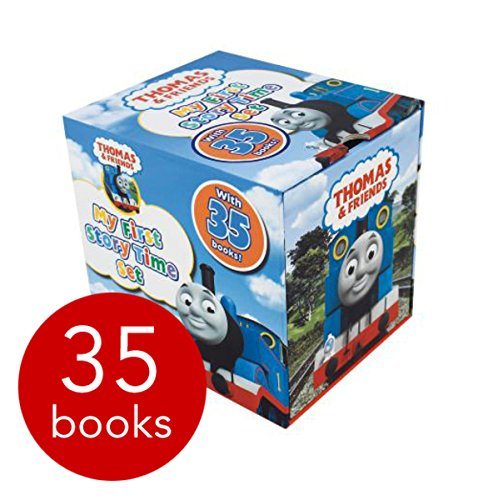 9783200328402: Thomas and Friends My First Storytime Box Set Collection x 35 Books R.R.P £104.65