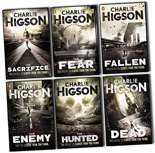 9783200328808: Charlie Higson The Enemy Series 6 Books Collection Pack Set (The Enemy, The Dead, The Fear, The Sacrifies, the Fallen , The Hunted)