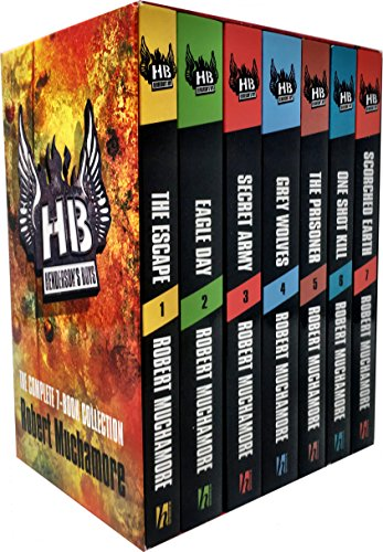 9783200329676: Henderson's Boys Pack, 6 books, RRP £41.94 (The Escape; Eagle Day; Secret Army; Grey Wolves; The Prisoner; One Shot Kill).