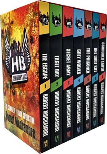 9783200329676: Henderson's Boys Pack, 6 books, RRP 41.94 (The Escape; Eagle Day; Secret Arm...