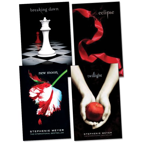 9783200330399: Twilight Pack, 4 books, RRP 31.96 (Breaking Dawn; Eclipse; New Moon; Twiligh...