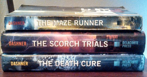 9783200330863: The Maze Runner Trilogy Collection Set Maze Runner, The Scorch Trials & Dea