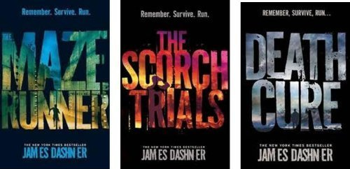 9783200330863: The Maze Runner Trilogy Collection Set Maze Runner, The Scorch Trials & Dea