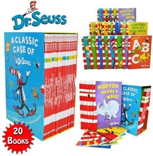 Dr Seuss Classic 20 Books Gift Set: Dr Seuss