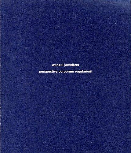 9783201008464: Perspectiva corporum regularium
