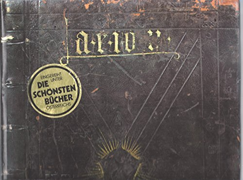 Die Kupferstichwiedergabe von Codex Vindobonensis 338. Copia: GOLDENE BULLE -