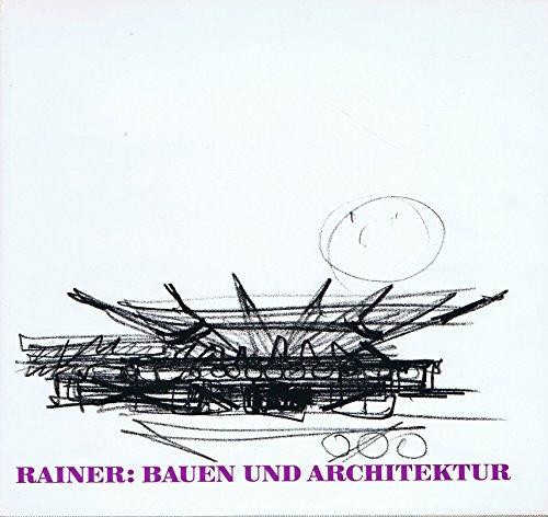 9783201011297: Bauen und Architektur: [Bildbuch] (German Edition)