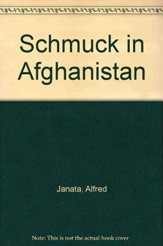 9783201011501: Schmuck in Afghanistan (German Edition)