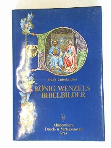 9783201012287: König Wenzels Bibelbilder.