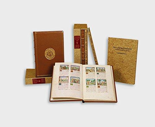 Tacuinum sanitatis: Vollstandige Faksimileausgabe im Originalformat des: Joachim Rossl