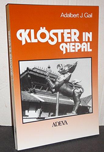 9783201015509: Klöster in Nepal. Ikonographie buddhistischer Klöster im Kathmandutal