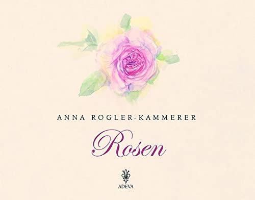 9783201018791: Rosen: Aquarelle