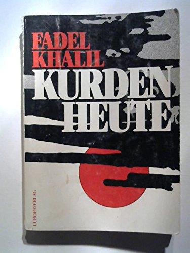 9783203508993: Kurden heute (German Edition)