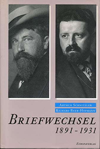 9783203511504: Briefwechsel 1891-1931 (German Edition)