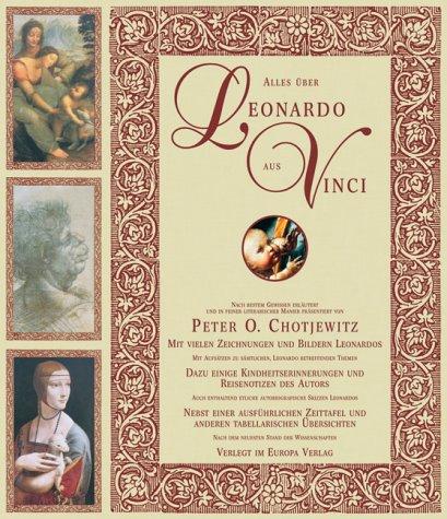 9783203759753: Alles über Leonardo Da Vinci