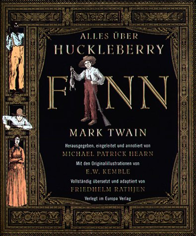9783203835358: Alles über Huckleberry Finn.