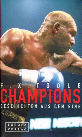 9783203835501: Champions. Geschichten aus dem Ring.