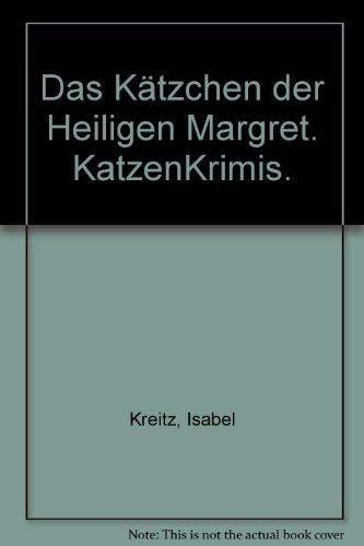9783203850313: Das Kätzchen der Heiligen Margret. KatzenKrimis.
