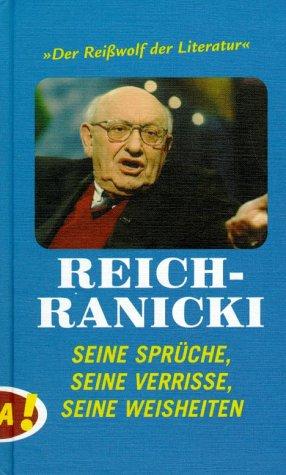 'Der Reißwolf der Literatur', Reich-Ranicki Ohnsmann, Matthias: Ohnsmann, Matthias;...