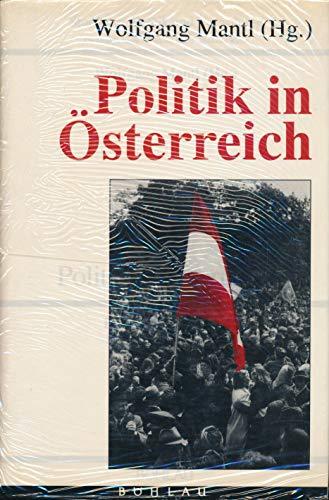 9783205053798: Politik in Österreich: Die Zweite Republik : Bestand und Wandel (Studien zu Politik und Verwaltung)