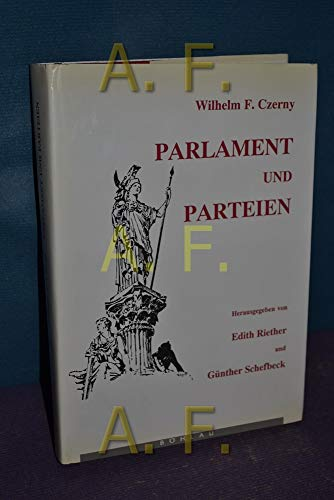 9783205055709: Parlament und Parteien (German Edition)