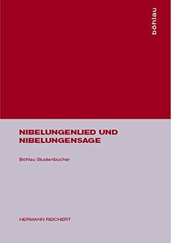 9783205083764: Nibelungenlied und Nibelungensage (Böhlau Studienbücher)