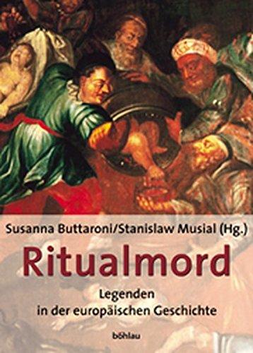 9783205770282: Ritualmord. Legenden in der Europäischen Geschichte.