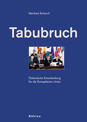 Tabubruch: Manfred Scheich