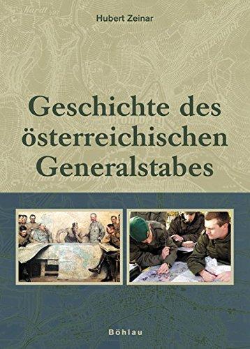 9783205774150: Geschichte des osterreichischen Generalstabes