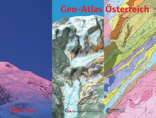 9783205777267: Geo-Atlas Oesterreich. Die Vielfalt des geologischen Untergrundes