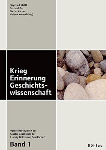 Krieg. Erinnerung. Geschichtswissenschaft (Paperback)