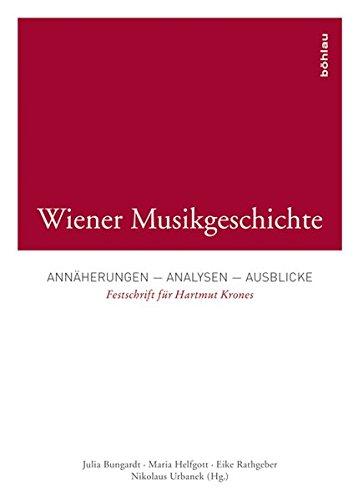 Wiener Musikgeschichte: Julia Bungardt