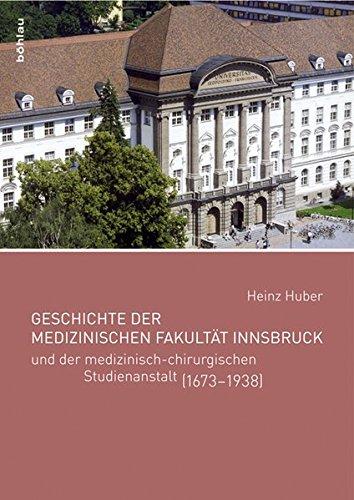 Geschichte der Medizinischen Fakultät Innsbruck: Heinz Huber