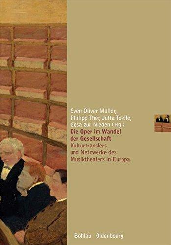 9783205784913: Oper im Wandel der Gesellschaft
