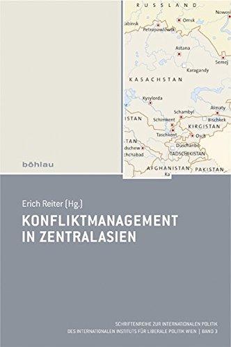 9783205785651: Konfliktmanagement in Zentralasien