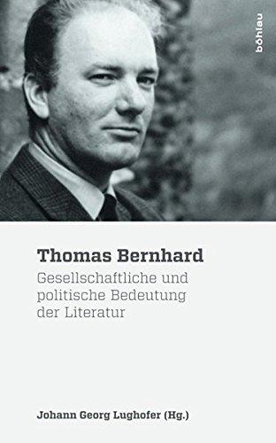 Thomas Bernhard: Johann Georg Lughofer