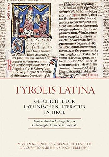 Tyrolis Latina: Martin Korenjak