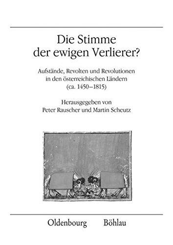 Die Stimme der ewigen Verlierer?: Peter Rauscher