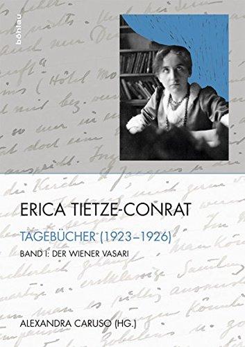 Tagebücher - Band I: Der Wiener Vasari (1923-1926), Band II: Mit den Mitteln der Disziplin (...
