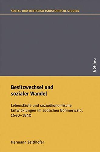 Besitzwechsel und sozialer Wandel: Hermann Zeitlhofer