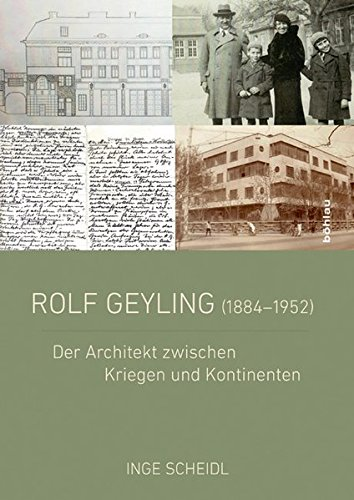9783205795858: Rolf Geyling (1884-1952)