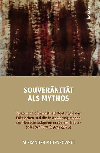 Souveränität als Mythos.: Mionskowski, Alexander:
